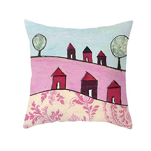 Shirt Luv Natural Pattern Printing Dyeing Sofa Bed Home Decor Pillow Cover Cushion Cover