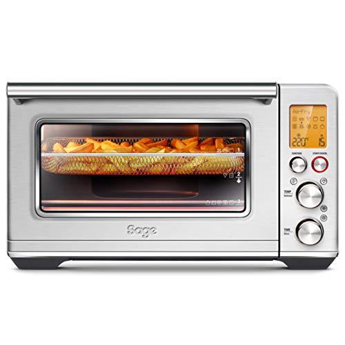 SAGE SOV860 the Smart Oven Air Fryer mit Heissluftfrittier-Einstellung  22 Liter Fassungsvermögen