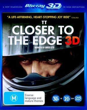 Isle Of Man - TT - Hart am Limit / TT3D: Closer to the Edge 3D ( ) (3D) [ Australische Import ] (Blu-Ray)