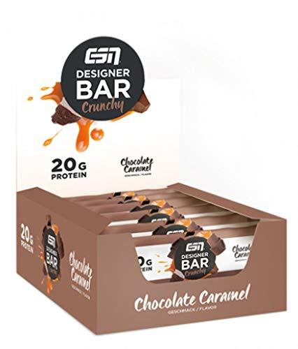 ESN Designer Bar Crunchy Box, 12 Riegel Coconut