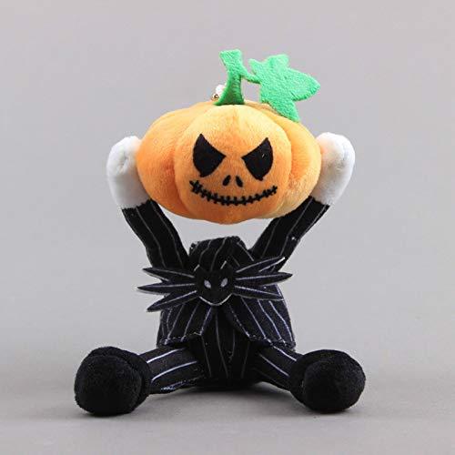 changshuo Stofftier 12cm Der Albtraum Vor Weihnachten Lustige Jake Kürbiskopfpuppe Baby Kids Halloween Geburtstagsgeschenk