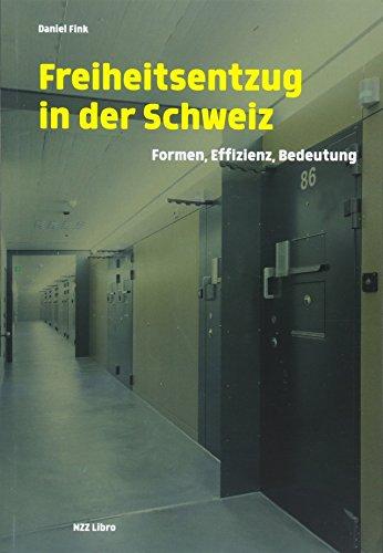 Freiheitsentzug in der Schweiz: Formen, Effizienz, Bedeutung