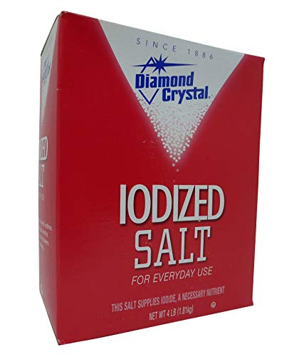 Diamond Crystal Table Iodized Salt