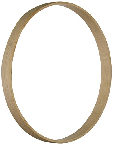 Commonwealth Basket Basketry Round Hoops, 8-Inch by 3/4-Inch Depth