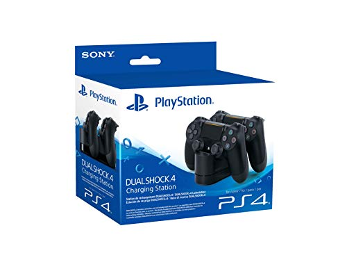 PlayStation DualShock 4 Ladestation, Schwarz