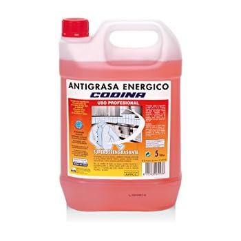 Desengrasante 5 litros codi: Amazon.es: Hogar