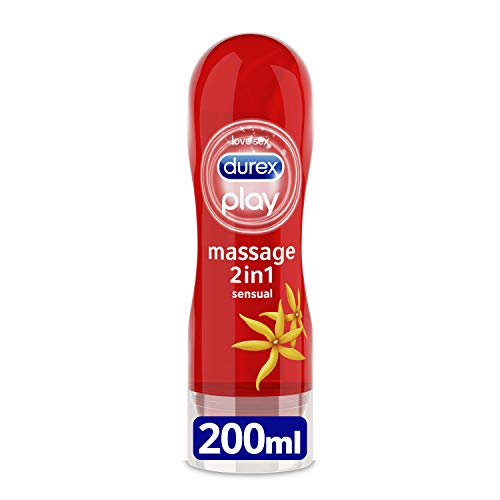 Durex Play Massage 2 en 1...