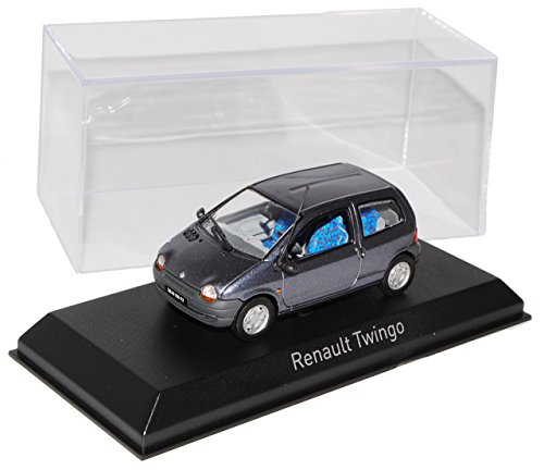 Norev Renault Twingo I Grau 1. Generation 1993-2007 1/43 Modell Auto