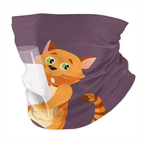 N/W Pasamontañas unisex para el ladrón de gatos