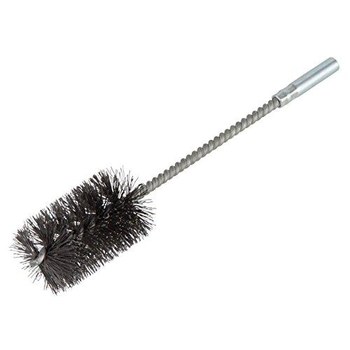 Cepillo metálico cilíndrico