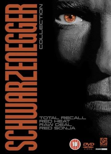 Arnold Schwarzenegger Collection Box Set [DVD]