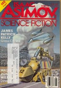 Isaac Asimov's Science Fiction Magazine Science Fiction June 1987