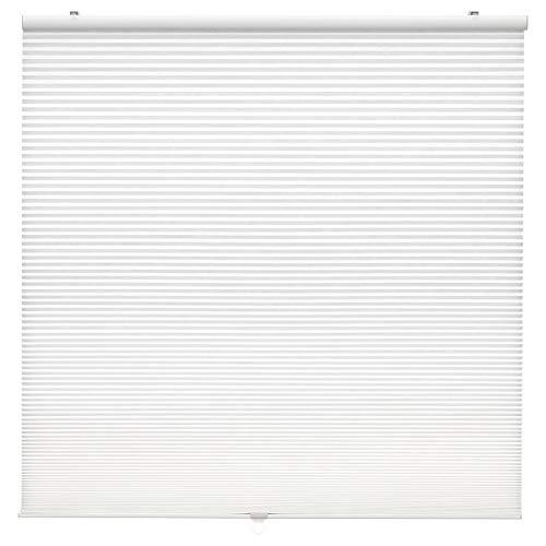 IKEA HOPPVALS rolgordijn wit (120x155 cm)