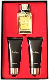 Penthouse Coff Penthouse Life On Top Eau de Toilette 75 ml, After Shave Balm 100 ml And 100 ml Shower Gel Set For Men