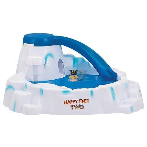 Happy Feet 2 Penguin Pets Musical Dance Playset