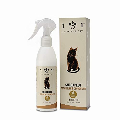 Snodapelo Deodorante per Gatto, 250ml - Scioglie i Nodi...