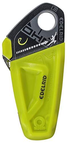 Edelrid Ohm - Descendeur en huit - vert/noir 2017