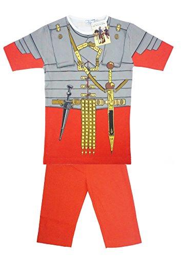 Pijama legionario romano 5–6años