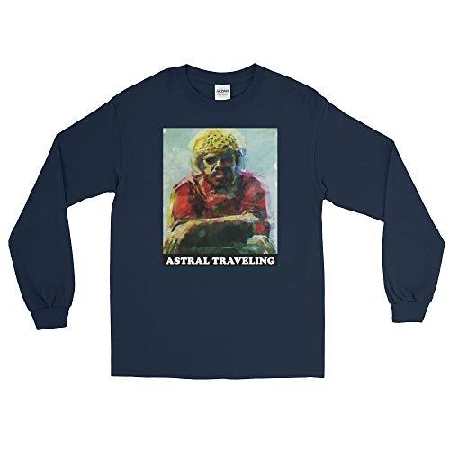 Lonnie Liston Smith – T-shirt à manches longues Astral Traveling Jazz Funk - - X-Large