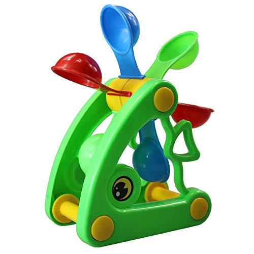 Windmolen Waterwheel Toys Bath Toy Play Sand Water Toys Pool Beach Kid baby speelgoed
