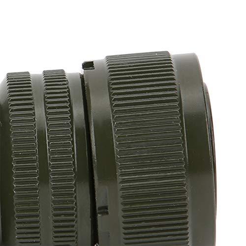Desgaste-resistente Aviación Conector, Sobre 2.2kw Y Debajo 5.5kw con Aleación por Motores Equipo Enchufe Derecho sobre 2.2 Kw sobre debajo 5.5 Kw