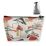 Bolsa de maquillaje de cola de sirena para monedero Bolsa de maquillaje de viaje Mini bolsa de cosméticos para mujeres ni?as
