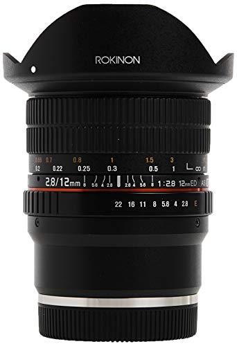 Rokinon 12mm F2.8 Ultra Wide Fisheye Lens for Sony...