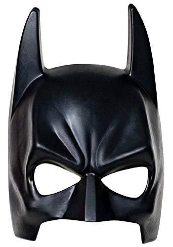 Maschera Batman - Bambino - ragazzo - Maschera - Uomo della notte - Carnevale - super eroi - 8 a 16 anni - idea regalo originale natale compleanno