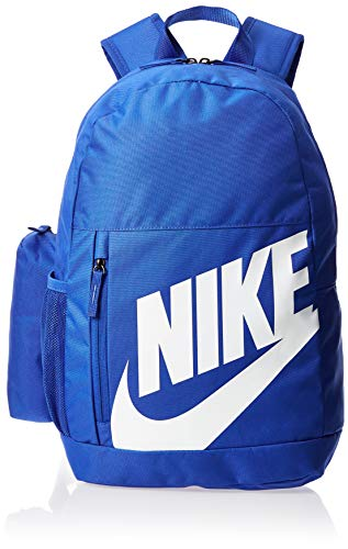 NIKE Youth Elemental Backpack - Fall'19, Game Royal/Black/White, Misc