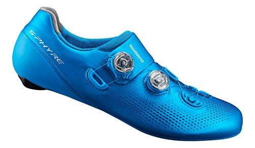 SHIMANO Herren Zapatillas Sh M Rd Rc9 Sneaker, SPHYRE AZU, 41 EU