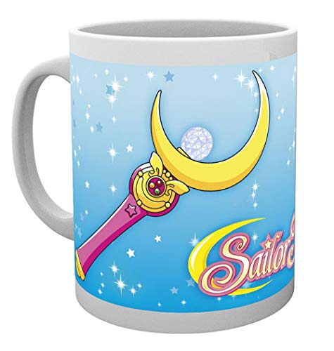 GB eye Ltd, Sailor, Moon Stick, Tasse, bois, Divers, 15 x 10 x 9 cm