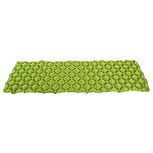 Pangding Outdoor Opblaasbare Mat, Ultralight Draagbare Slaapkussen Matrasje voor Camping Rugzak Wandelen