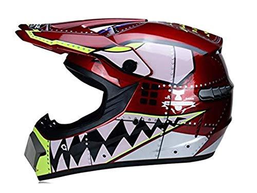 Offroad Motocross Helmet, Men's Helmets...