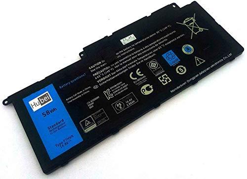 Hubei F7HVR G4YJM 062VNH T2T3J Laptop Battery For Dell Inspiron 17 7000 7737 7746 14 15 15r 5545 7537 14-7437(14.8V 58Wh )