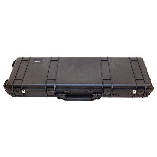 Peli 1720 Koffer zonder schuim voor camera zwart, Zonder schuim, zwart