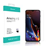 Oneplus 6T Screen Protector, Nillkin [H+ Pro] 9H Hardness [Anti-Explosion ][0.2mm Thickness] Tempered Glass Screen Protector for Oneplus 6T