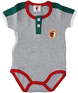 FC Augsburg Baby-Body Kids Grau