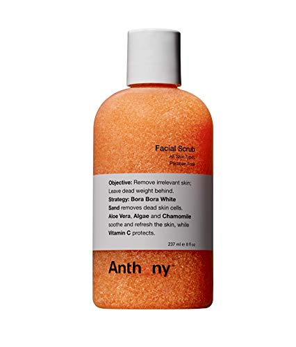 Anthony Facial Scrub, 8 ounce