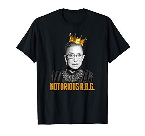 Notorious RBG Tシャツ