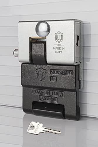F.T. kit di sicurezza per porta basculante garage box SMART 4930 (SMART Chiave classica)