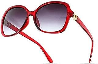 EFASHIONUP UV Protected Over Size Women's Sunglasses (2363|Black)