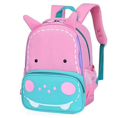 POWOFUN Children Backpack, Toddler Backpack, Kids Cartoon Cute School Bag Rucksack (Pink 1)