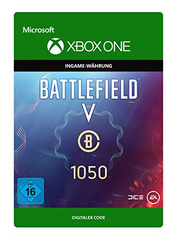 Battlefield V: Battlefield Currency 1050   Xbox One - Download Code