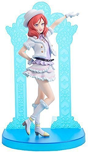 Sega Love Live! School Idol Project Snow Halation SPM Figure Nishikino Maki Action Figure, 9'