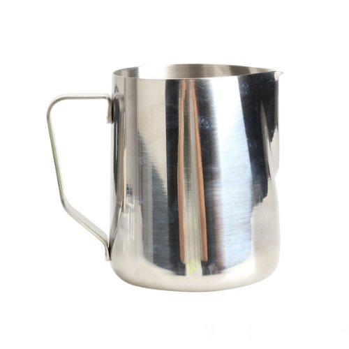 Hrph 350mL Stainless Steel Kitchen Home Handle Coffee Garland Cup Jug