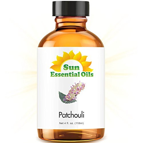 Sun Essential Oils - Patchouli (Large 4 Ounce)