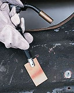 Eastwood Thick Welders Helper Flat Plate Copper Spoon For Repair Small Holes Rips Or Voids Between Panels Prevents Warpage
