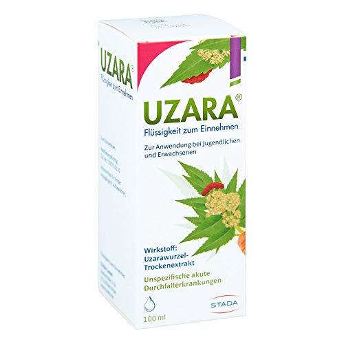 UZARA 40 mg/ml Lösung z.Einnehmen 100 ml