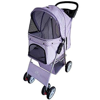 Easipet Pet Stroller Available in 5 (Black) 2