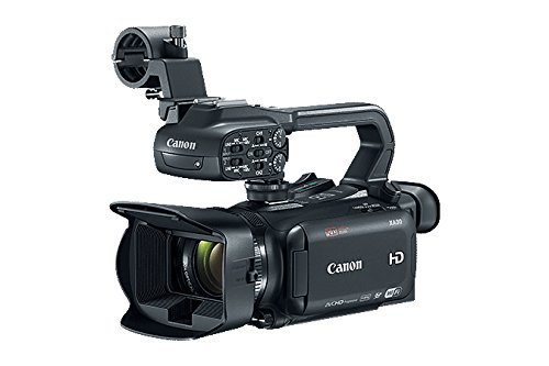 Canon XA30-E Professional Camcorder (PAL) (International Model No Warranty)